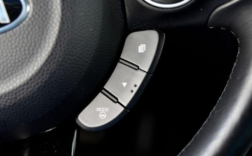 2015 Kia Soul SX LUXURY A/C AUTO CAM CRUISE NAV CUIR SIEGES CHAU #26