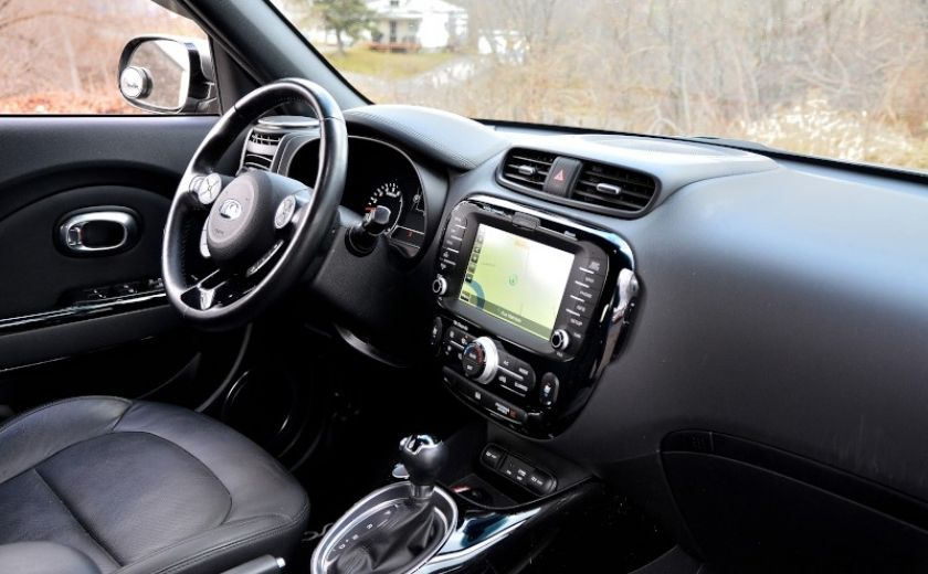 2015 Kia Soul SX LUXURY A/C AUTO CAM CRUISE NAV CUIR SIEGES CHAU #34