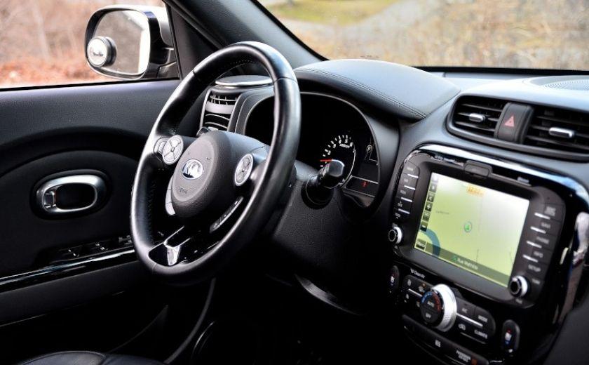 2015 Kia Soul SX LUXURY A/C AUTO CAM CRUISE NAV CUIR SIEGES CHAU #35