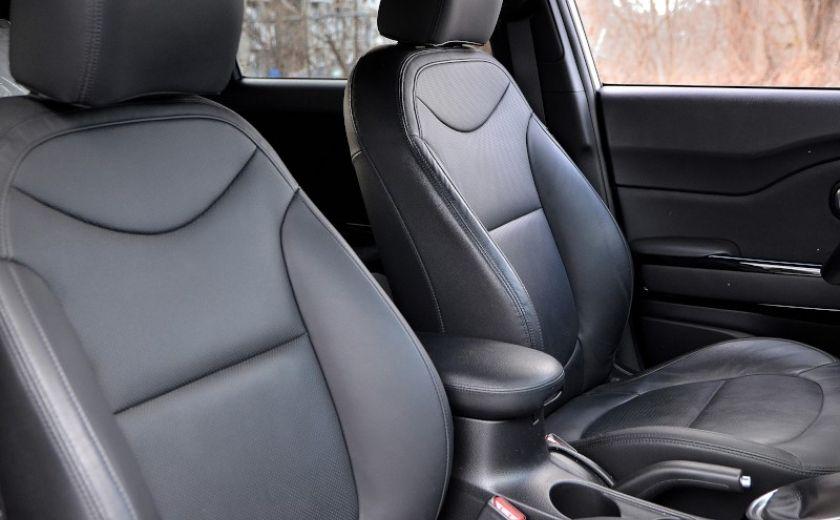2015 Kia Soul SX LUXURY A/C AUTO CAM CRUISE NAV CUIR SIEGES CHAU #36