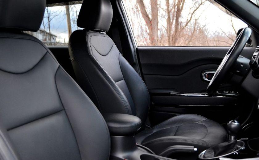 2015 Kia Soul SX LUXURY A/C AUTO CAM CRUISE NAV CUIR SIEGES CHAU #37