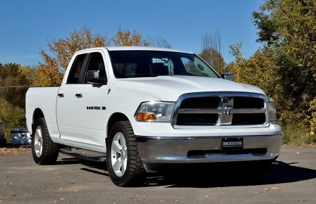 2012 Ram 1500 SLT CRUISE A/C in Drummondville