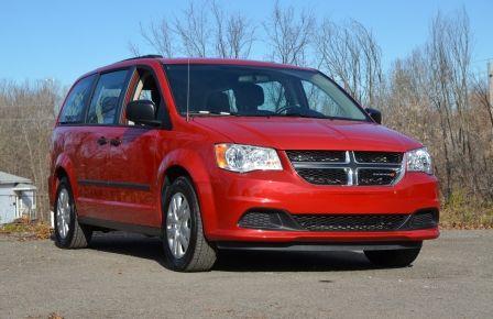 2016 Dodge GR Caravan A/C CRUISE PORTES OUVERTURE ELECTRIQUE MIROIRS CHA in Abitibi