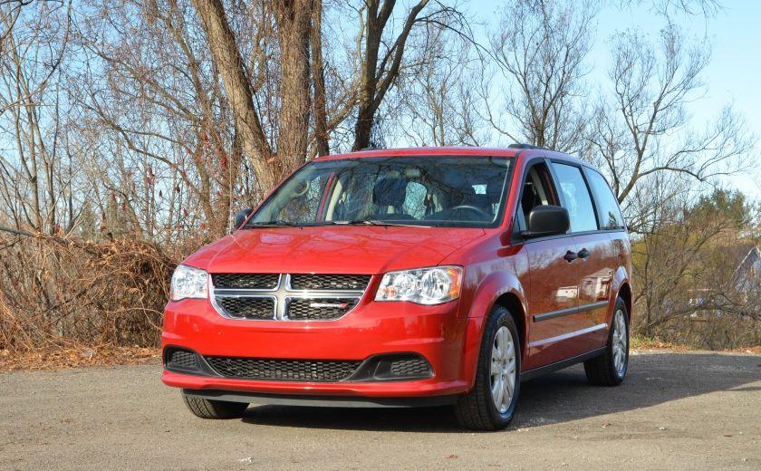 2016 Dodge GR Caravan A/C CRUISE PORTES OUVERTURE ELECTRIQUE MIROIRS CHA #2