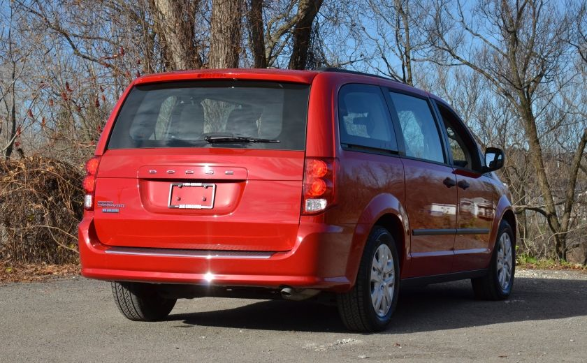 2016 Dodge GR Caravan A/C CRUISE PORTES OUVERTURE ELECTRIQUE MIROIRS CHA #5