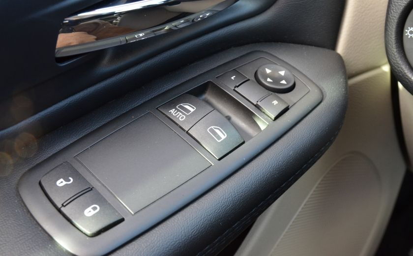 2016 Dodge GR Caravan A/C CRUISE PORTES OUVERTURE ELECTRIQUE MIROIRS CHA #9