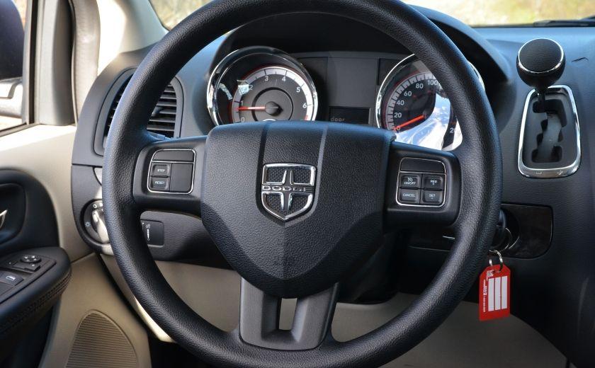 2016 Dodge GR Caravan A/C CRUISE PORTES OUVERTURE ELECTRIQUE MIROIRS CHA #12