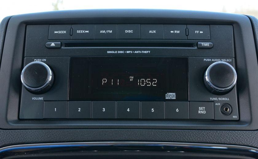 2016 Dodge GR Caravan A/C CRUISE PORTES OUVERTURE ELECTRIQUE MIROIRS CHA #13