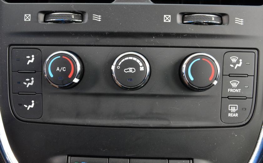 2016 Dodge GR Caravan A/C CRUISE PORTES OUVERTURE ELECTRIQUE MIROIRS CHA #14
