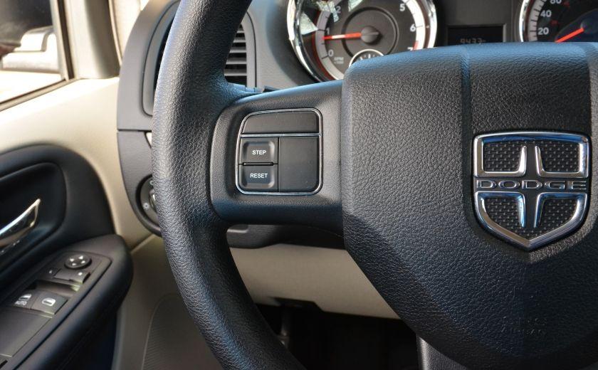 2016 Dodge GR Caravan A/C CRUISE PORTES OUVERTURE ELECTRIQUE MIROIRS CHA #17