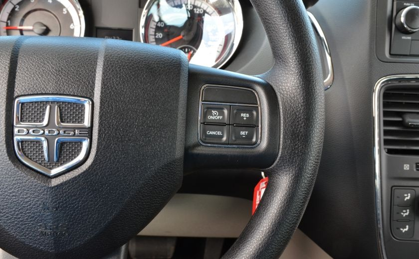 2016 Dodge GR Caravan A/C CRUISE PORTES OUVERTURE ELECTRIQUE MIROIRS CHA #18
