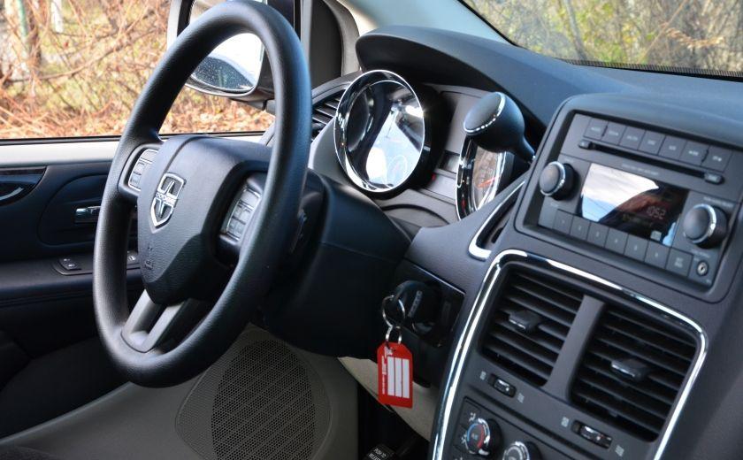 2016 Dodge GR Caravan A/C CRUISE PORTES OUVERTURE ELECTRIQUE MIROIRS CHA #28