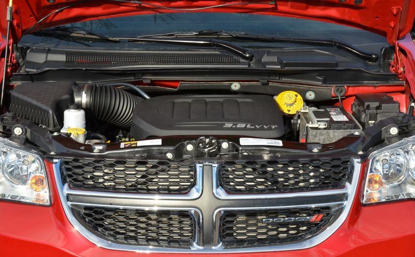 2016 Dodge GR Caravan A/C CRUISE PORTES OUVERTURE ELECTRIQUE MIROIRS CHA #30