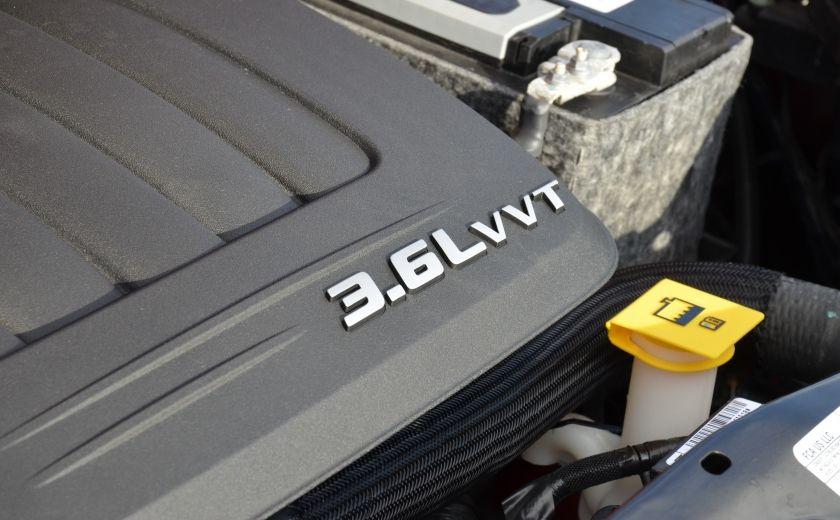 2016 Dodge GR Caravan A/C CRUISE PORTES OUVERTURE ELECTRIQUE MIROIRS CHA #31