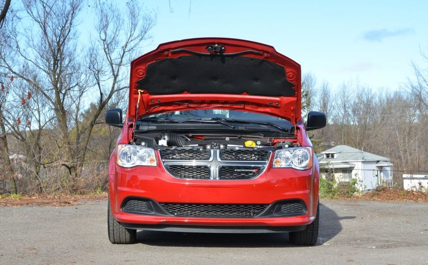2016 Dodge GR Caravan A/C CRUISE PORTES OUVERTURE ELECTRIQUE MIROIRS CHA #32
