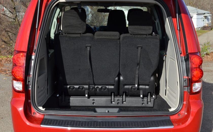 2016 Dodge GR Caravan A/C CRUISE PORTES OUVERTURE ELECTRIQUE MIROIRS CHA #34