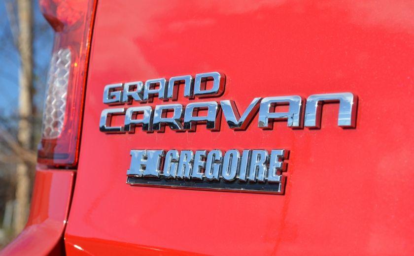 2016 Dodge GR Caravan A/C CRUISE PORTES OUVERTURE ELECTRIQUE MIROIRS CHA #37