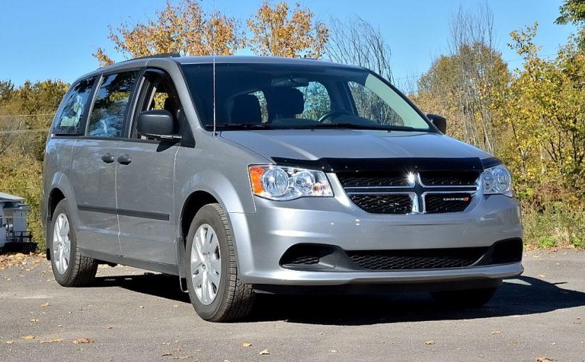 2016 Dodge GR Caravan A/C CRUISE VITRES ÉLECTRIQUE #0