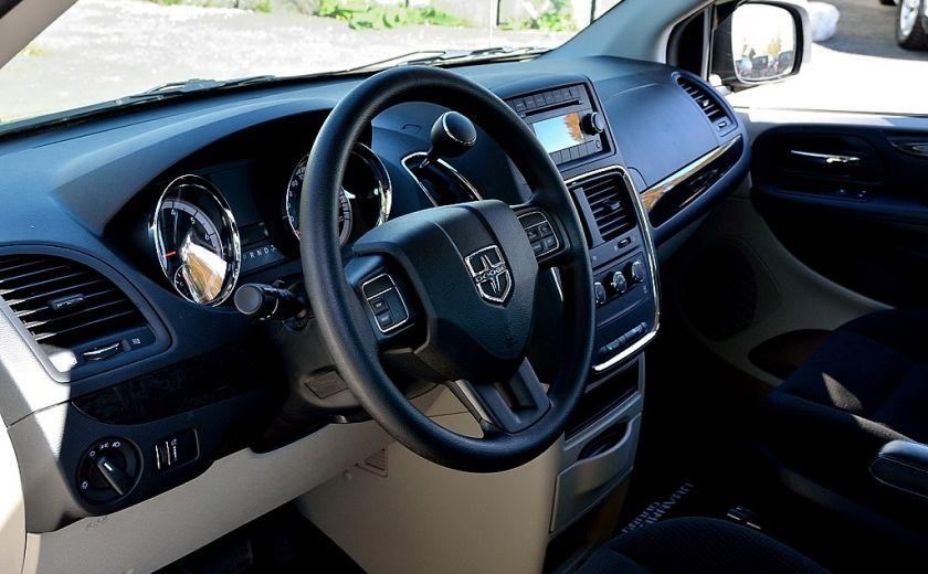 2016 Dodge GR Caravan A/C CRUISE VITRES ÉLECTRIQUE #8