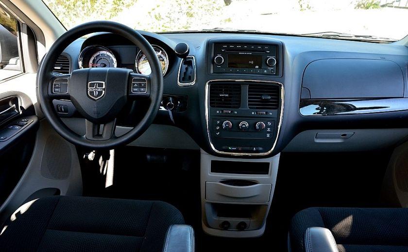 2016 Dodge GR Caravan A/C CRUISE VITRES ÉLECTRIQUE #11