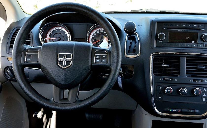 2016 Dodge GR Caravan A/C CRUISE VITRES ÉLECTRIQUE #12