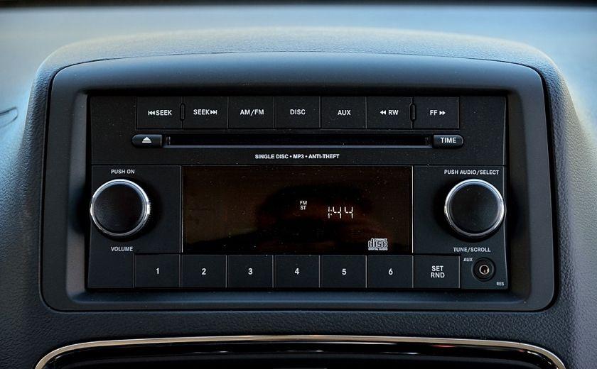 2016 Dodge GR Caravan A/C CRUISE VITRES ÉLECTRIQUE #14