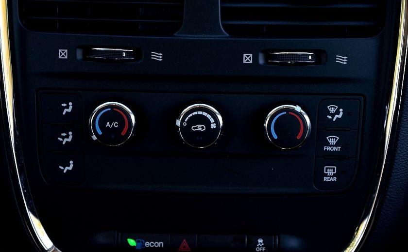 2016 Dodge GR Caravan A/C CRUISE VITRES ÉLECTRIQUE #15