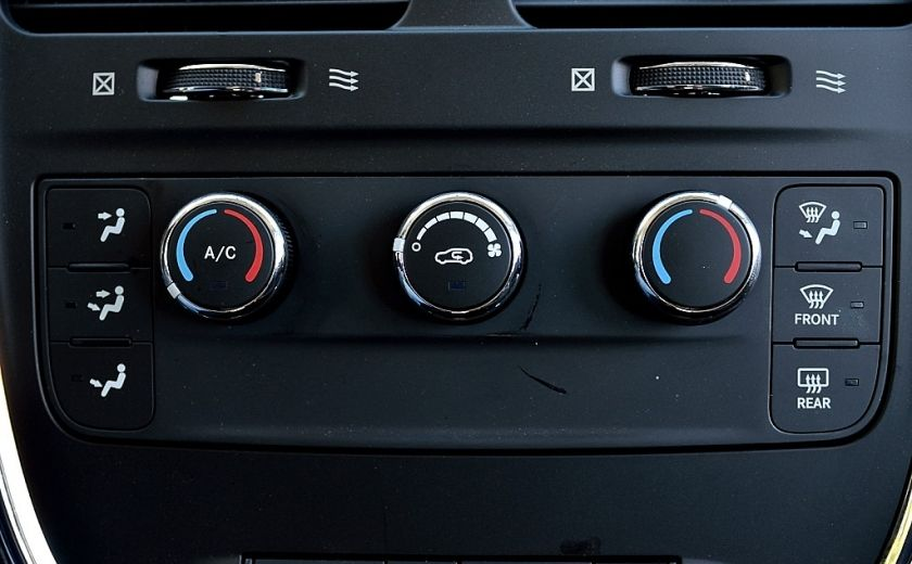 2016 Dodge GR Caravan A/C CRUISE VITRES ÉLECTRIQUE #16