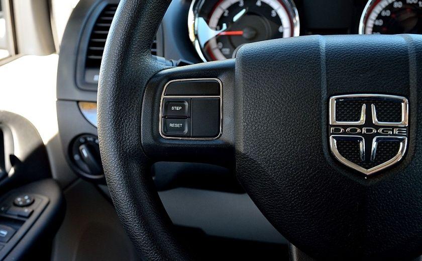 2016 Dodge GR Caravan A/C CRUISE VITRES ÉLECTRIQUE #18