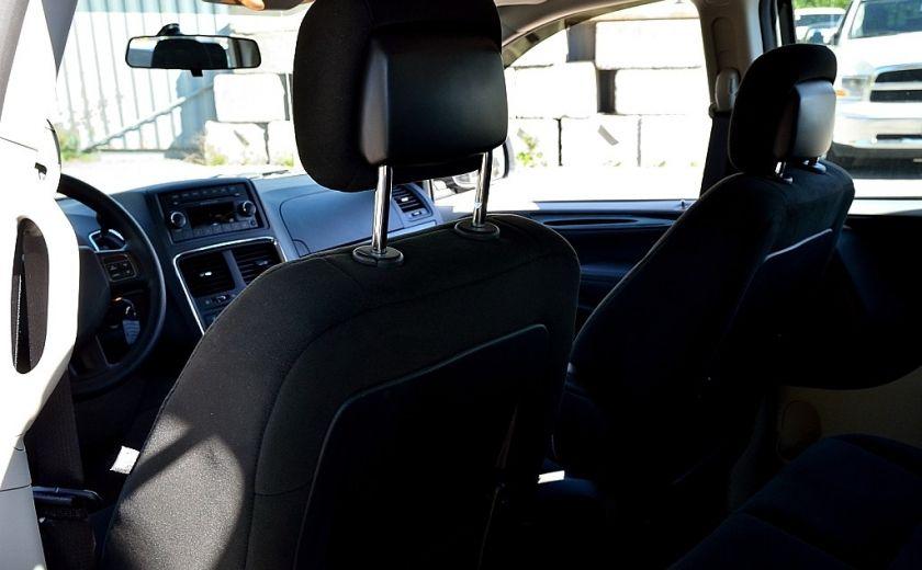 2016 Dodge GR Caravan A/C CRUISE VITRES ÉLECTRIQUE #22