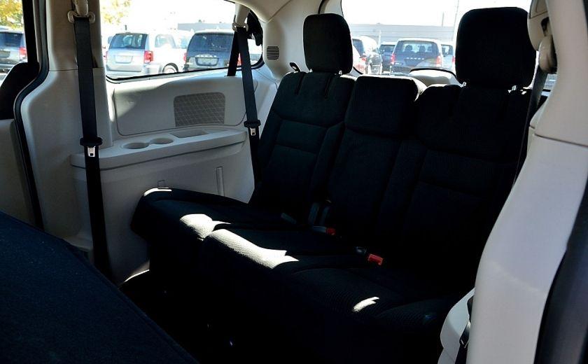 2016 Dodge GR Caravan A/C CRUISE VITRES ÉLECTRIQUE #24