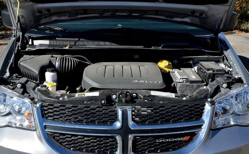 2016 Dodge GR Caravan A/C CRUISE VITRES ÉLECTRIQUE #32