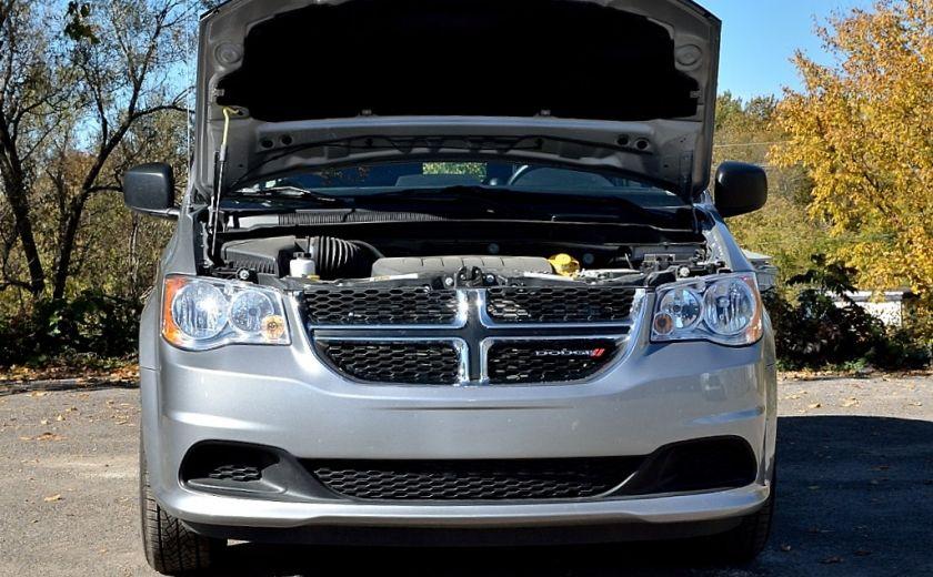 2016 Dodge GR Caravan A/C CRUISE VITRES ÉLECTRIQUE #34