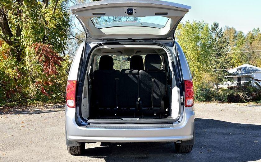 2016 Dodge GR Caravan A/C CRUISE VITRES ÉLECTRIQUE #35