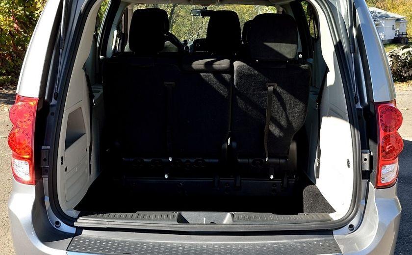 2016 Dodge GR Caravan A/C CRUISE VITRES ÉLECTRIQUE #36