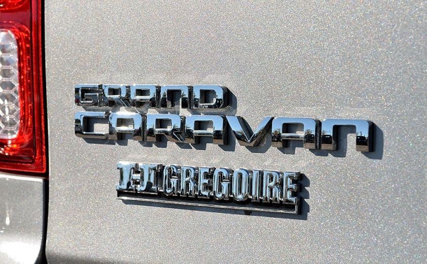 2016 Dodge GR Caravan A/C CRUISE VITRES ÉLECTRIQUE #39
