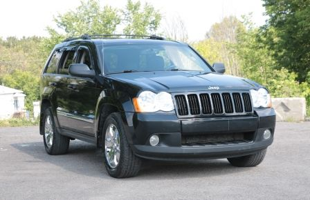 2010 Jeep Grand Cherokee Laredo 4x4 A/C TOIT CAMERA MAGS in Drummondville