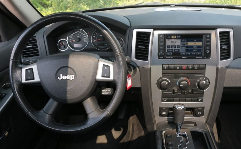 2010 Jeep Grand Cherokee Laredo 4x4 A/C TOIT CAMERA MAGS #14