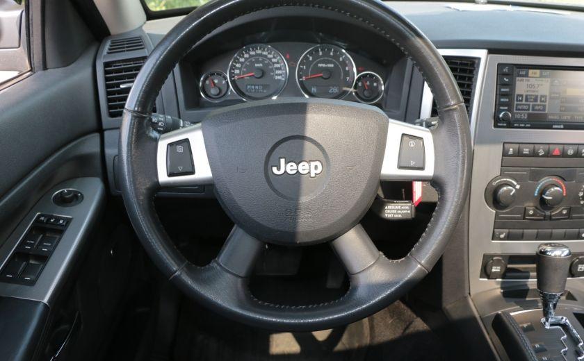 2010 Jeep Grand Cherokee Laredo 4x4 A/C TOIT CAMERA MAGS #15