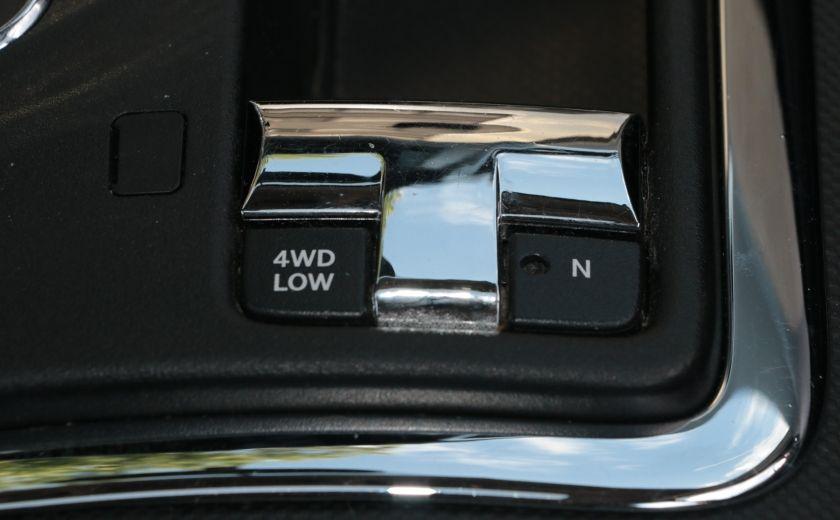 2010 Jeep Grand Cherokee Laredo 4x4 A/C TOIT CAMERA MAGS #17