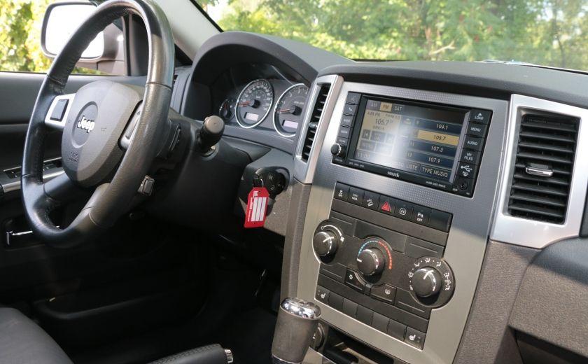 2010 Jeep Grand Cherokee Laredo 4x4 A/C TOIT CAMERA MAGS #29