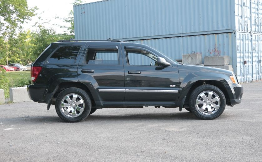 2010 Jeep Grand Cherokee Laredo 4x4 A/C TOIT CAMERA MAGS #7