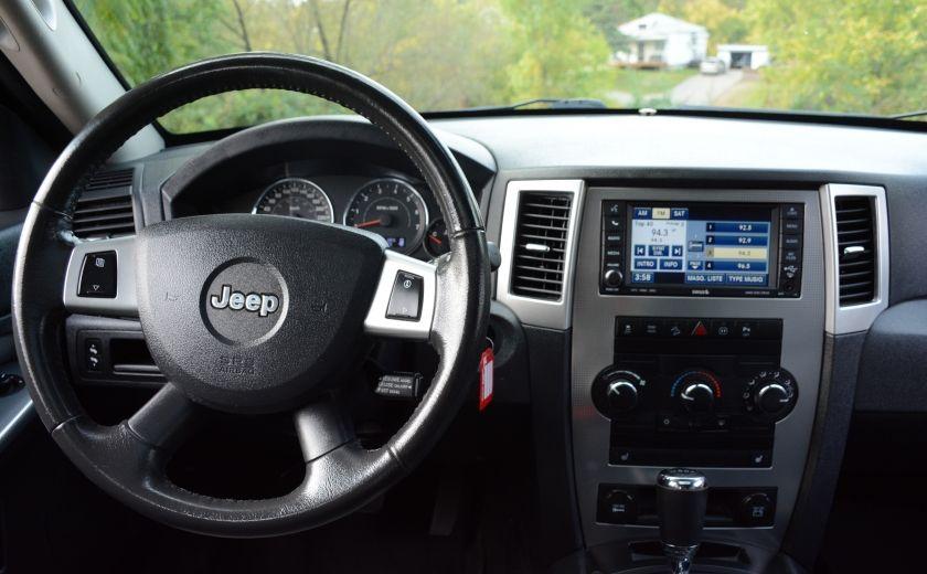 2010 Jeep Grand Cherokee Laredo 4x4 A/C TOIT CAMERA MAGS #52