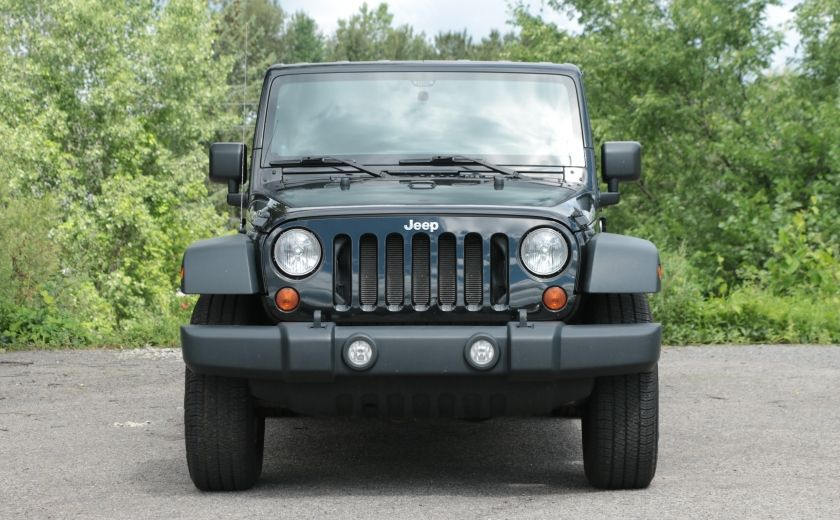2013 Jeep Wrangler Unlimited Sport MAN 4x4 2 TOITS MAGS #1