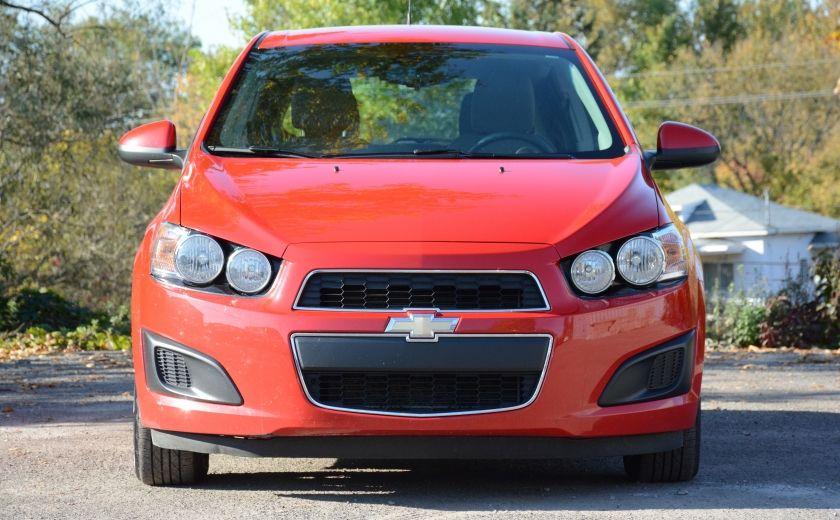 2013 Chevrolet Sonic LS BLUETOOTH COMMANDES AUDIO AU VOLANT #1