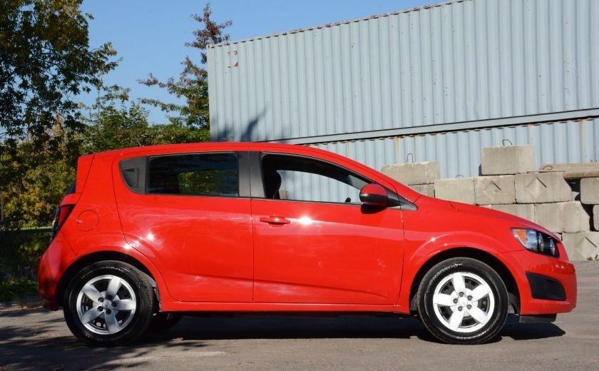 2013 Chevrolet Sonic LS BLUETOOTH COMMANDES AUDIO AU VOLANT #6