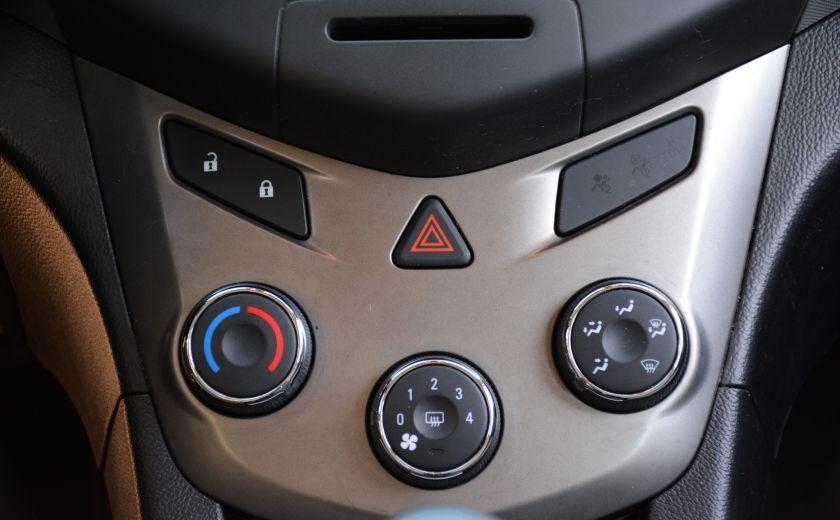 2013 Chevrolet Sonic LS BLUETOOTH COMMANDES AUDIO AU VOLANT #13