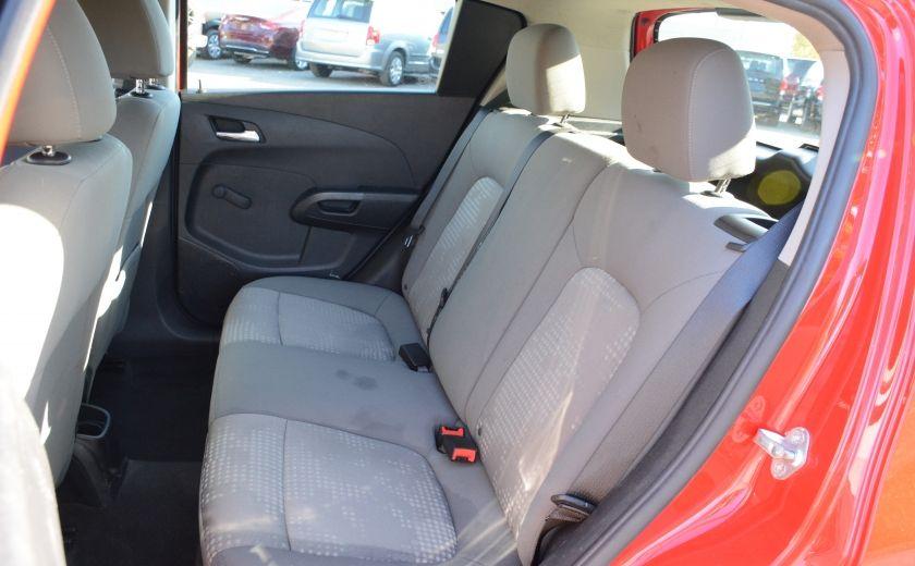2013 Chevrolet Sonic LS BLUETOOTH COMMANDES AUDIO AU VOLANT #15