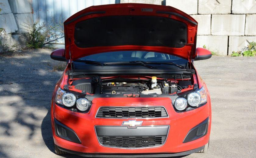 2013 Chevrolet Sonic LS BLUETOOTH COMMANDES AUDIO AU VOLANT #22