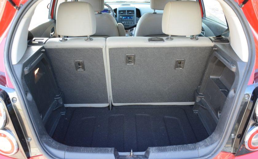 2013 Chevrolet Sonic LS BLUETOOTH COMMANDES AUDIO AU VOLANT #24